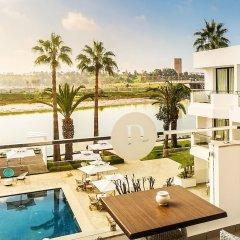 Отель Le Dawliz Hotel & Spa Марокко, Схират - отзывы, цены и фото номеров - забронировать отель Le Dawliz Hotel & Spa онлайн балкон