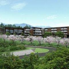 Отель Intercontinental - Ana Beppu Resort & Spa Беппу спортивное сооружение