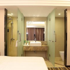 Отель Shanshui Fashion Hotel Китай, Фошан - отзывы, цены и фото номеров - забронировать отель Shanshui Fashion Hotel онлайн комната для гостей фото 4