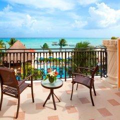 Отель Panama Jack Resorts Playa del Carmen – All-Inclusive Resort Плая-дель-Кармен балкон фото 2