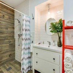 Апартаменты Lion Apartments - MALIBU Studio ванная фото 2