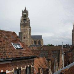 Hotel Groeninghe балкон