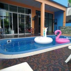 Only Blue Hotel бассейн фото 2