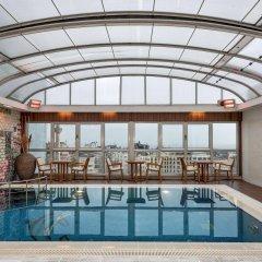 Zagreb Hotel Турция, Стамбул - 14 отзывов об отеле, цены и фото номеров - забронировать отель Zagreb Hotel онлайн бассейн