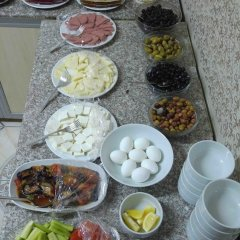 Отель Usak Otel Akdag питание фото 3