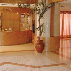 Hotel Alif Campo Pequeno интерьер отеля