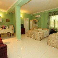 Отель Signature Inn Гайана, Джорджтаун - отзывы, цены и фото номеров - забронировать отель Signature Inn онлайн комната для гостей фото 2