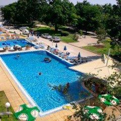 Отель Gladiola Star Болгария, Золотые пески - отзывы, цены и фото номеров - забронировать отель Gladiola Star онлайн балкон