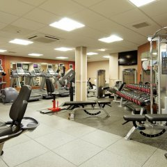 Отель Novotel London Stansted Airport фитнесс-зал фото 2