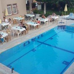 Отель Zara бассейн фото 3