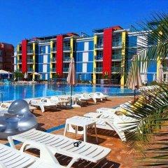 Апартаменты Menada Elit IV Apartments Солнечный берег бассейн фото 2