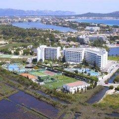 Отель Eix Lagotel пляж