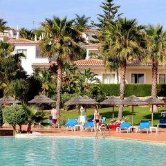 Отель Clube Porto Mos Португалия, Лагуш - отзывы, цены и фото номеров - забронировать отель Clube Porto Mos онлайн пляж фото 2