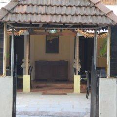 Отель Banyan Tree Courtyard Гоа парковка