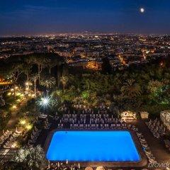 Отель Rome Cavalieri, A Waldorf Astoria Resort бассейн фото 3