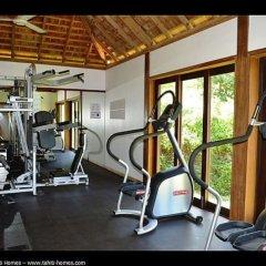 Отель Villa Te Ata - Moorea фитнесс-зал фото 2