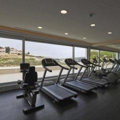 Отель Amman International фитнесс-зал фото 2