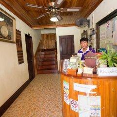 Отель Villa Somphong интерьер отеля