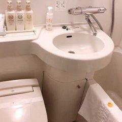 Отель Akasaka Urban Hotel Япония, Токио - отзывы, цены и фото номеров - забронировать отель Akasaka Urban Hotel онлайн ванная