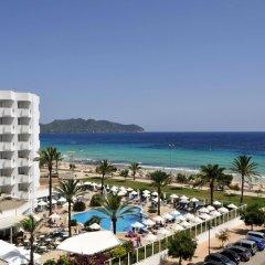 Отель Hipotels Flamenco пляж