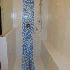 Гостиница Top Hill в Краснодаре 8 отзывов об отеле, цены и фото номеров - забронировать гостиницу Top Hill онлайн Краснодар ванная фото 4