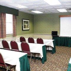 Отель Homewood Suites Columbus-Worthington Колумбус помещение для мероприятий