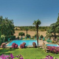 Отель Villa Arzilla Country House Виторкиано бассейн