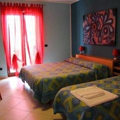 Отель Zama Bed&Breakfast Италия, Скалея - отзывы, цены и фото номеров - забронировать отель Zama Bed&Breakfast онлайн комната для гостей фото 4