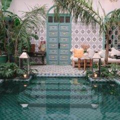Отель Riad Be Marrakech бассейн фото 3
