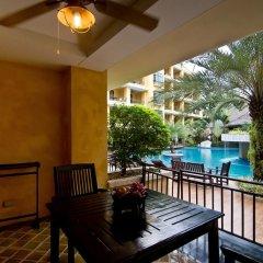 Отель Mantra Pura Resort Pattaya балкон