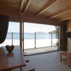 Отель Camping Bayona Playa Испания, Байона - отзывы, цены и фото номеров - забронировать отель Camping Bayona Playa онлайн комната для гостей фото 2