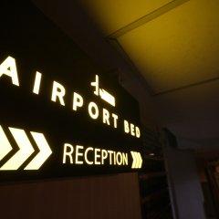 Отель Airport Bed Бангкок интерьер отеля фото 2