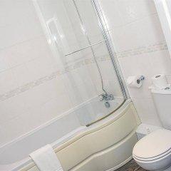 Отель Base Serviced Apartments - The Docks Великобритания, Ливерпуль - отзывы, цены и фото номеров - забронировать отель Base Serviced Apartments - The Docks онлайн ванная
