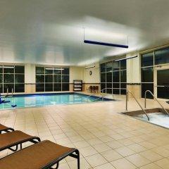 Отель Hilton Columbus/Polaris США, Колумбус - отзывы, цены и фото номеров - забронировать отель Hilton Columbus/Polaris онлайн фитнесс-зал фото 2