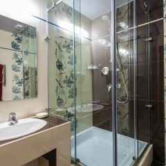 Гостиница Fonda ванная