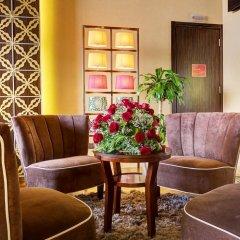 Abidos Hotel Apartment, Dubailand интерьер отеля фото 3