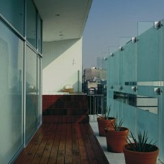 Hotel Habita балкон