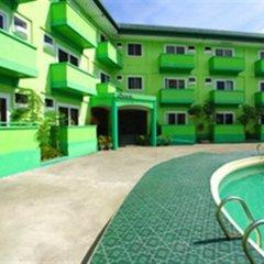 Отель Green One Hotel Филиппины, Лапу-Лапу - отзывы, цены и фото номеров - забронировать отель Green One Hotel онлайн парковка