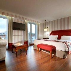 Отель Eurostars Montgomery Брюссель комната для гостей фото 5