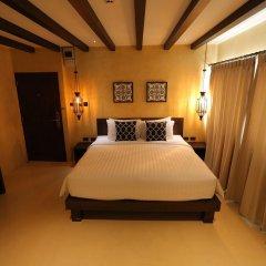Отель Dewan Bangkok сейф в номере