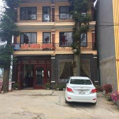 Sapa Van Hung Hotel парковка
