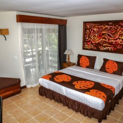 Отель Royal Bora Bora Французская Полинезия, Бора-Бора - отзывы, цены и фото номеров - забронировать отель Royal Bora Bora онлайн комната для гостей