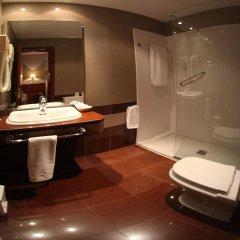 Отель Anoeta Испания, Сан-Себастьян - отзывы, цены и фото номеров - забронировать отель Anoeta онлайн ванная
