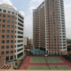 Lenid Hotel Tho Nhuom спортивное сооружение
