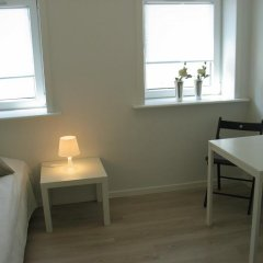 Отель Aalborg City Rooms ApS Дания, Бровст - отзывы, цены и фото номеров - забронировать отель Aalborg City Rooms ApS онлайн комната для гостей фото 2
