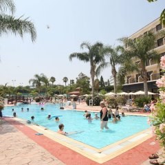 Отель Tsokkos Gardens Hotel Кипр, Протарас - 1 отзыв об отеле, цены и фото номеров - забронировать отель Tsokkos Gardens Hotel онлайн бассейн фото 2