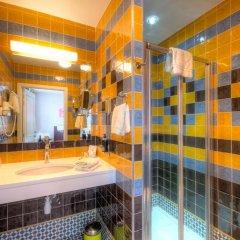 Отель La Roseraie Бельгия, Веммель - отзывы, цены и фото номеров - забронировать отель La Roseraie онлайн ванная