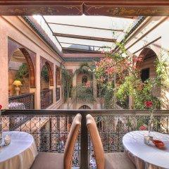 Отель Dar Anika Марокко, Марракеш - отзывы, цены и фото номеров - забронировать отель Dar Anika онлайн балкон