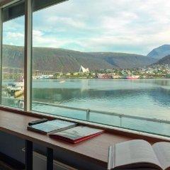 Отель Scandic Ishavshotel Норвегия, Тромсе - отзывы, цены и фото номеров - забронировать отель Scandic Ishavshotel онлайн балкон