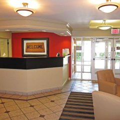 Отель Extended Stay America San Jose - Milpitas McCarthy Ranch интерьер отеля фото 2